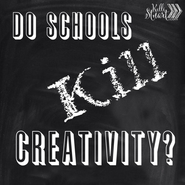 schools kill creativity essay 2010-07-10 the creativity crisis  another is the lack of creativity development in our schools  in china there has been widespread education reform to extinguish the drill-and-kill teaching style instead, chinese schools.
