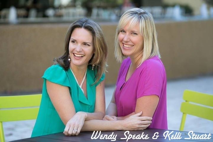Kelli Stuart, Wendy Speake Announcement
